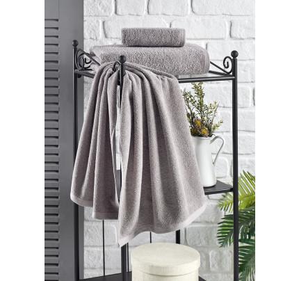 Полотенце Karna Efor (серое)