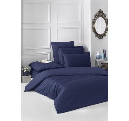 Постельное белье Karna Loft (темно-синий)