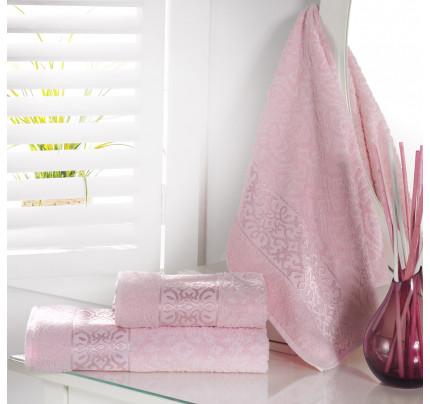 Полотенце Karna Sahra (розовое)
