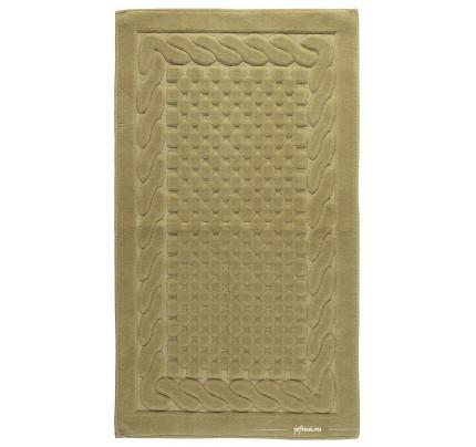 Набор ковриков Gelin Home Erguvan (2 предмета) коричневый