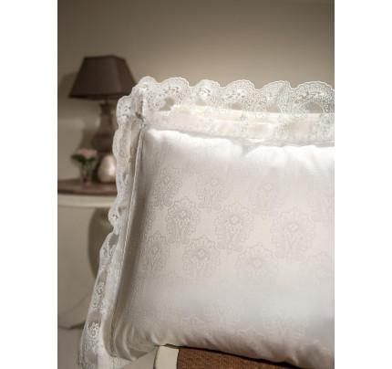 Постельное белье Gelin Home Nisa (белое) евро