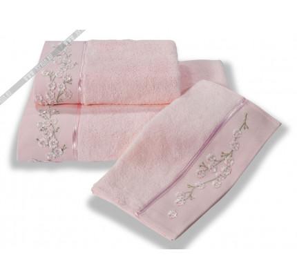 Полотенце Soft Cotton Hayal (розовое)