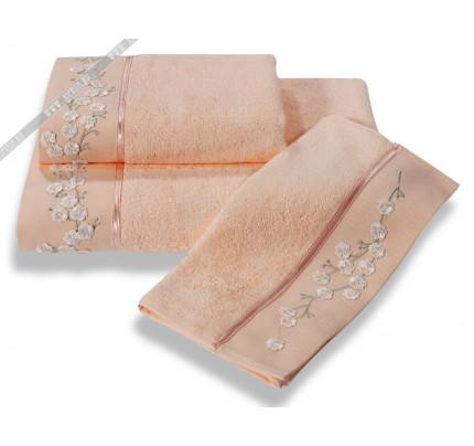 Полотенце Soft Cotton Hayal (персиковое)