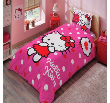 Детское постельное белье TAC Hello Kitty Pink
