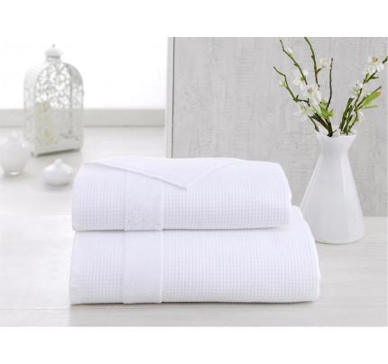 Полотенце Karna Truva (белое)