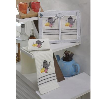 Набор салфеток Karna Votre V11 (2 предмета) 40x60