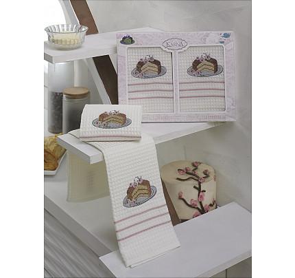Набор салфеток Karna Votre V7 (2 предмета) 40x60