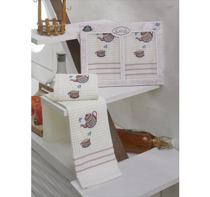 Набор салфеток Karna Votre V8 (2 предмета) 40x60