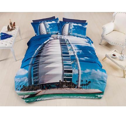 Постельное белье Karven 3D Dubai евро