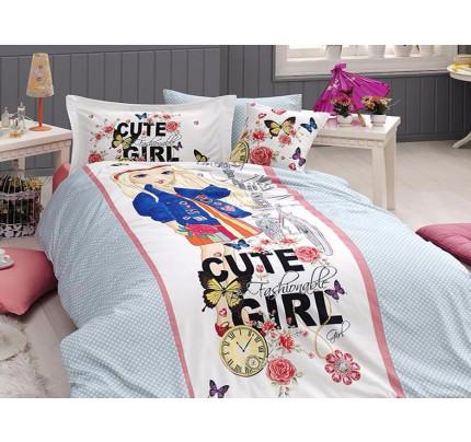 Детское постельное белье Karven Cute Girl