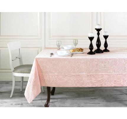 Скатерть La Villa Goblen Polyc Penelope (розовая)