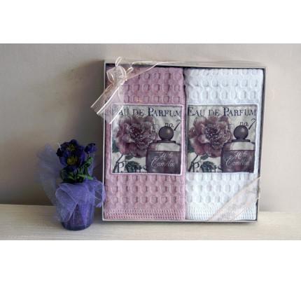 Салфетки La Villa Eau Parfume (2 предмета) 50x70
