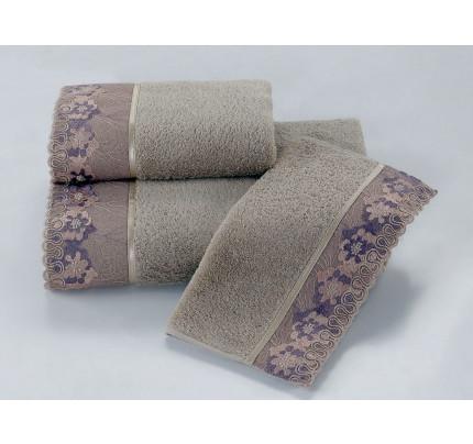 Полотенце Soft Cotton Lalezar (бежевое)