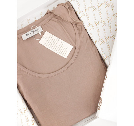Пижама Luisa Moretti LMS-3049 (бежевая)