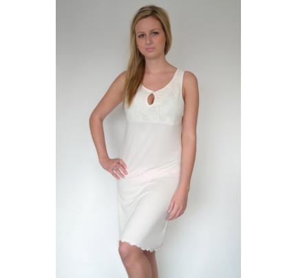 Сорочка Luisa Moretti LMS-1120 (кремовая)