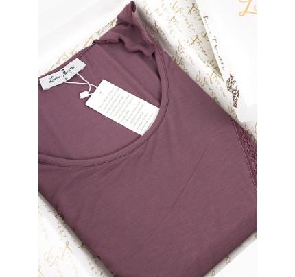 Пижама Luisa Moretti LMS-3029 (темно-сиреневая)