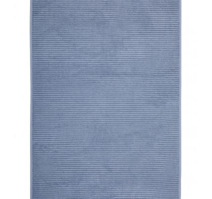 Полотенце для ног TAC Maison Bambu (синее) 50x70