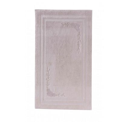Полотенце-коврик для ног Soft Cotton Melis (лиловый) 50x90