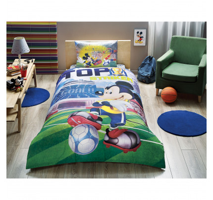 Детское постельное белье TAC Mickey Goal