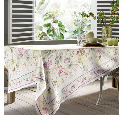 Скатерть Tivolyo Home Orchide 160x260