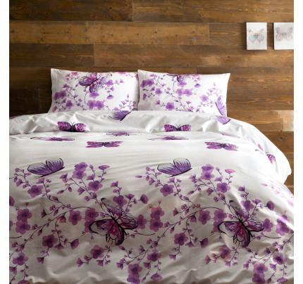 Постельное белье Tivolyo Home Fiori (розовое)
