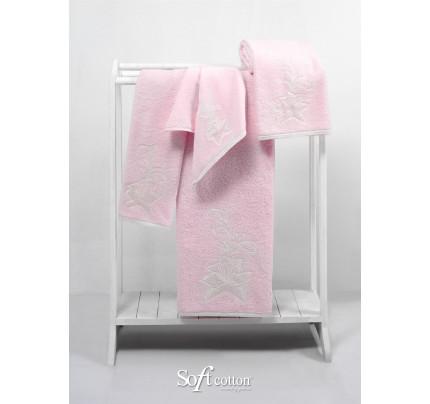 Полотенце Soft Cotton Pandora (розовое)