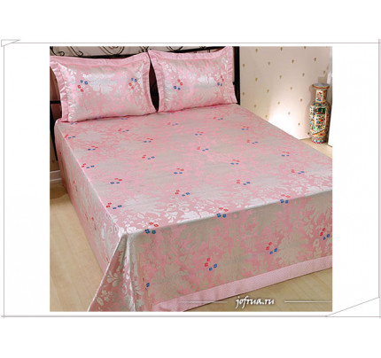 Покрывало Nazsu Cinar (розовое) 240х260