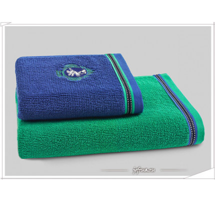 Полотенце Soft Cotton Pegasus (зеленое)