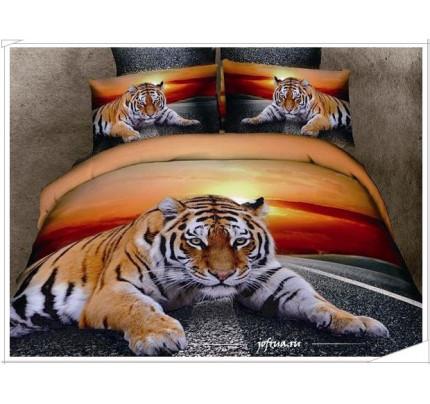 Постельное белье Karven 478 Бенгальский Тигр