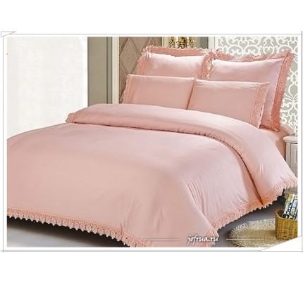 Постельное белье Kingsilk LS-013 (розовое)
