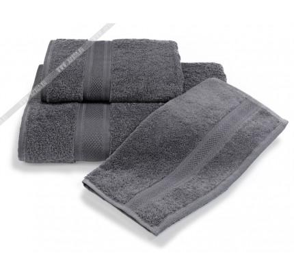 Полотенце Soft Cotton Pretty (серое)
