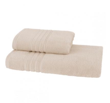 Полотенце Soft Cotton Aria (бежевое)