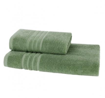 Полотенце Soft Cotton Aria (зеленое)
