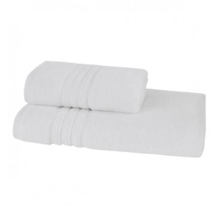 Набор полотенец Soft Cotton Aria (белый, 2 предмета)