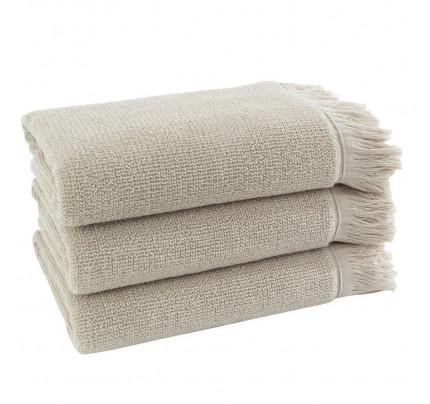 Полотенце Soft Cotton Fringe (бежевый)