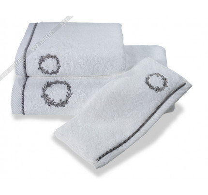 Полотенце Soft Cotton Sehzade (белое)