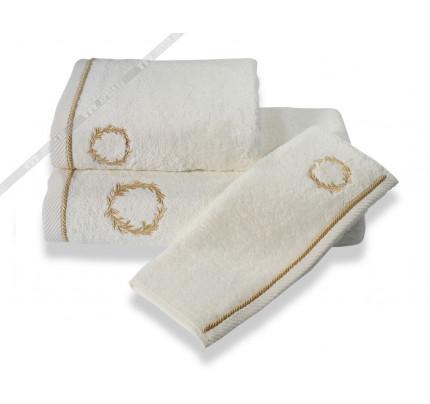 Полотенце Soft Cotton Sehzade (кремовое)