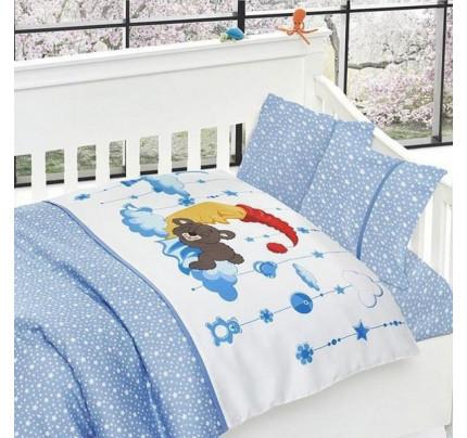 Детское постельное белье First Choice Sleeper mavi