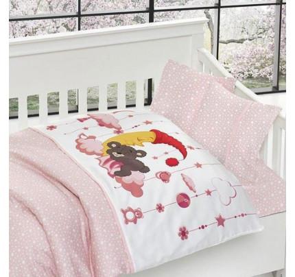 Детское постельное белье First Choice Sleeper pembe