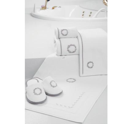 Коврик для ног Soft Cotton Sehzade (белый) 50x90