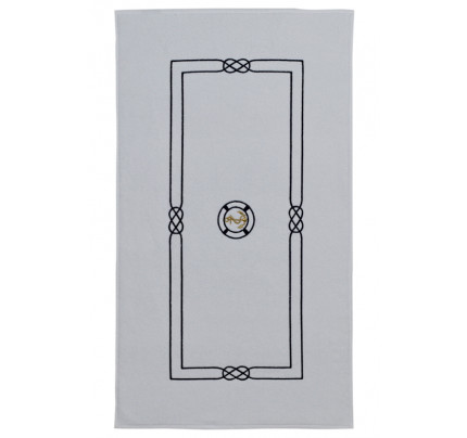 Коврик для ног Soft Cotton Marine (белый) 50x90