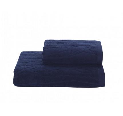 Полотенце Soft Cotton Sortie (темно-синее)