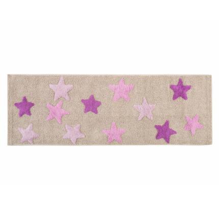 Коврик Irya Star lila