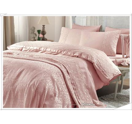 Свадебный набор Bella (розовый) евро