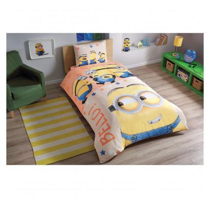 Детское постельное белье TAC Minions Bello