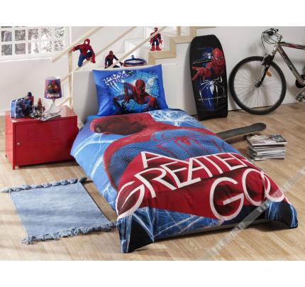 Детское постельное белье TAC Spiderman Strikes