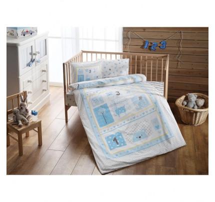 Детское белье в кроватку TAC BIO Sweet Farm