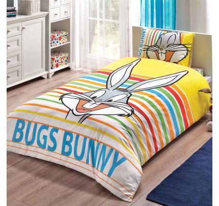 Детское постельное белье TAC Bugs Bunny Stripped