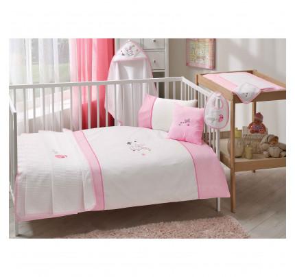 Набор в кроватку с покрывалом TAC Bunny