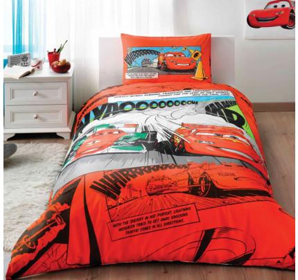 Детское постельное белье TAC Cars Comics
